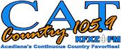 Cat Country Z 105.9 Z105.9 KFXZ-FM Opelousas Z1520 Rejoice 1520 KFXZ Lafayette