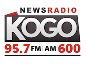 95.7 KOGO-FM 600 KOGO San Diego Holiday Christmas Chip Franklin LaDona Harvey Voice of Merrill