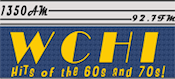 Comedy 1350 WCHI 92.7 WCHI-FM 1490 WBEX Chillicothe Clear Channel
