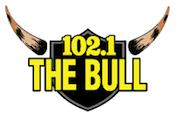102.1 The Bull Kissin Kissing Country KZSN Wichita Bobby Bones Cathy Carrier