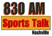 Sports Talk 830 WQZQ Nashville The Light Three Hour Lunch George Plaster 102.5 The Game