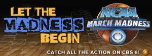 KFMB CBS8 CBS 8 March Madness Banner