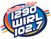 Classic Country 1290 WIRL Goodtime Oldies 102.7 Peoria