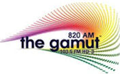 820 The Gamut WWFD 103.5 WTOP HD3 Frederick Washington Eclectic
