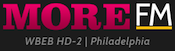 96.9 More MoreFM Radio 101.1 HD2 Philadelphia 101 Majic 95.1 WAJI Magic Moyes Research