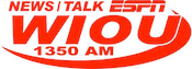 1350 WIOU Kokomo Rob Rupe Rush Limbaugh Glenn Beck ESPN Radio