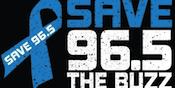 Save 96.5 The Buzz KRBZ Kansas City #savethebuzz #listenlonger Chris Love Arbitron