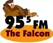 1340 WDSR 95.5 97.1 The Falcon Country Lake City Power 102.1 WQLC