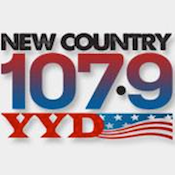 New Country 107.9 WYYD Roanoke Bobby Bones Kenny Judy Shelton