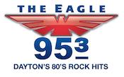 95.3 The Eagle 101.1 WZLR Xenia Dayton