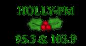 Holly HollyFM 95.3 103.9 WNDR Syracuse Oswego Love 87.7 WVOA Christmas Music