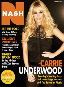 Nash Magazine Cumulus Country Carrie Underwood Florida Georgia Line Jason Aldean Atlanta