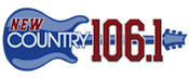 New Country 106.1 W291AR Baltimore CBS 93.1 WPOC WJZ-HD2