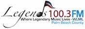 Legends 100.3 WLML West Palm Beach Where Legendary Music Lives Dick Robinson