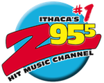 Z95.5 WFIZ Ithaca ROI Broadcasting Saga Communications Finger Lakes Classic Hits 107.7
