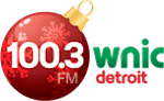 Fresh 100 100.3 WNIC Detroit Christmas Jay Towers AC