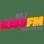 95.7 Kiss-FM KSSX San Diego Chio Shelley Wade Louie Cruz Z90