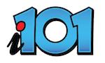 i101 i101.1 101.1 WIQI Chicago iParty Rhythmic AC 90s Merlin Media