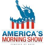 America's Morning Show Blair Garner Chuck Wicks Terri Clark Nash NashFM Cumulus