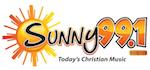 Sunny 99.1 W256CI Clarksville WCVQ-HD2 Saga Christian AC