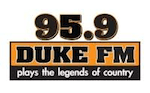 95.9 Duke DukeFM Classic Country Legends WDKE Terre Haute X95.9 X 95.9 WXXR Rock