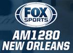 Fox Sports 1280 WODT New Orleans ESPN Deportes 99.5 WRNO