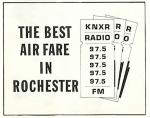97.5 KNXR Rochester KZFW-LP 87.7 102.1 Hagerstown