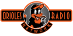 Baltimore Orioles Radio Network 105.7 The Fan WJZ-FM 1090 WBAL