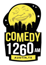 Comedy 1260 Austin The Word KLGO Elgin #AustinLaughs