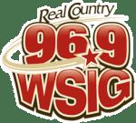 Real Country 96.9 WSIG 95.5 WBOP Gamma Broadcasting Saga Communications
