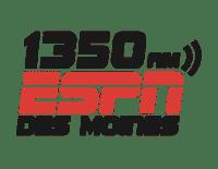 1350 ESPN Des Moines KRNT 104.5 Praise 940 Saga Communications