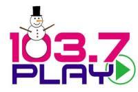 103.7 Play WURV Richmond SummitMedia Christmas Hot 106.1 Easy 100.9 WHTI