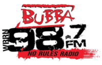 Bubba 98.7 WBRN-FM Tampa No Rules Rock