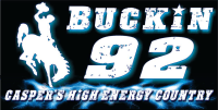 Buckin 92 New Country 92.5 KDAD Casper