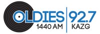 Oldies 92.7 1440 KAZG K224CJ Phoenix Hubbard Radio