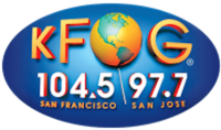 104.5 KFOG 107.7 The Bone KSAN Bryan Schock