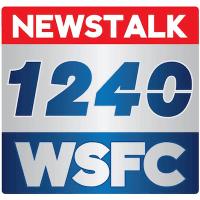 Newstalk 1240 WSFC Fox Sports Icons 910 WSFE