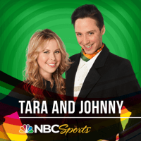 NBC Sports Podcast Radio Tara Lipinski Johnny Weir