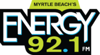 Energy 92.1 WMYB Myrtle Beach Christmas Star