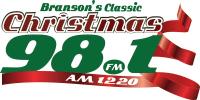 Branson's Classic Christmas 98.1 1220 KCAX Solid Gospel KOMC
