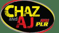 Chaz AJ 99.1 WPLR New Haven 102.9 The Whale WDRC-FM Hartford 95.9 The Fox WFOX