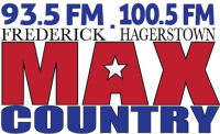 Max Country 93.5 Frederick 100.5 Hagerstown WWEG-HD3