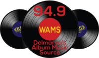 94.9 WAMS Newark Delmarva's Album Music