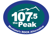 107.5 the Peak Great Falls KIMO Mighty Mo