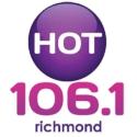 Hot 106.1 W291CL WURV-HD2 Richmond 103.7 Play