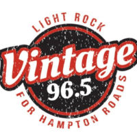 Vintage 96.5 WUSH-HD2 Norfolk Light Rock Hampton Roads