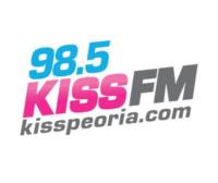 98.5 Kiss-FM Peoria Jonathan Steele Miracle Hits 94.7 WYUL