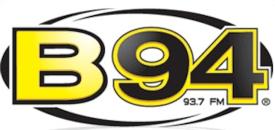 B94 93.7 WBZZ Pittsburgh 94.1