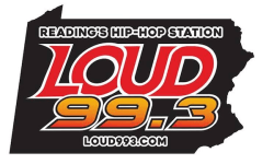 Loud 99.3 W257DI WLEV-HD4 Reading Hip-Hop