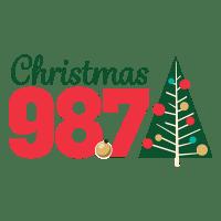 Christmas 98.7 W254AZ WRFX-HD2 Charlotte Ke Buena